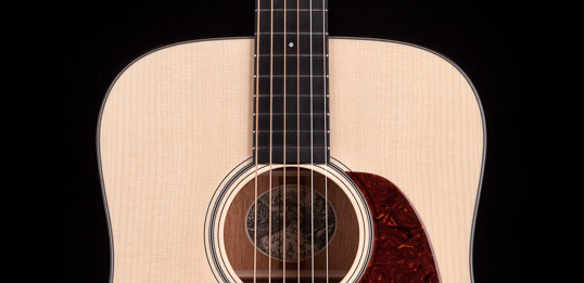 Collings Dreadnought Acoustic Guitar